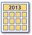 MUG Event Calendar 2013