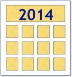 MUG Event Calendar 2014
